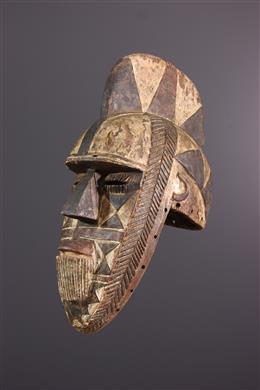 Afrikaanse kunst - Bobo Fing masker