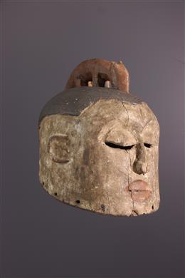 Suku Hemba masker
