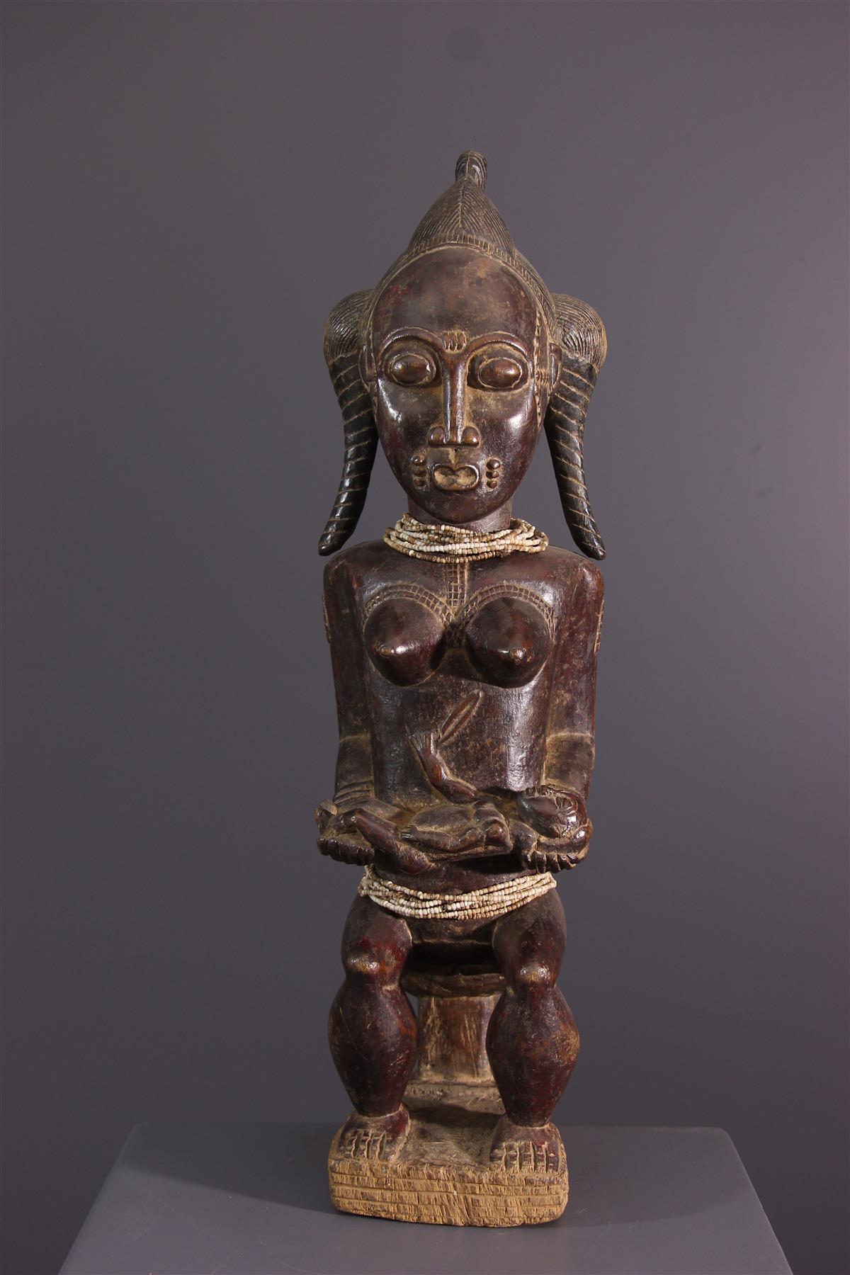 Beeld Baule - Afrikaanse kunst