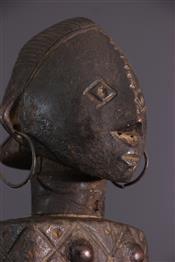 Statues africainesBeeld Ngbandi