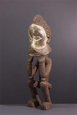 Kiteke Suku Ritueel Standbeeld