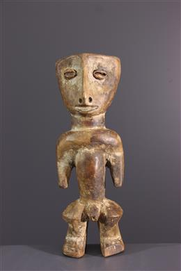 Afrikaanse kunst - Beeldje Iginga van Bwami Lega
