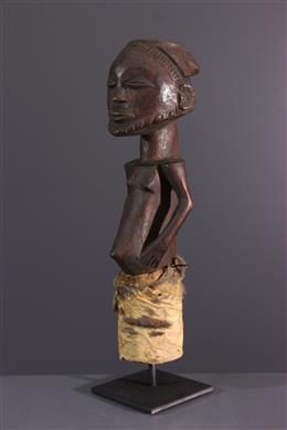 Afrikaanse kunst - Fetish Kusu Hemba