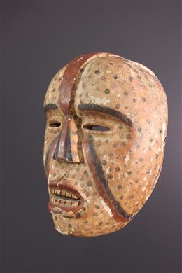 Afrikaanse kunst - Groot masker Kumbukutu Ndunga Woyo