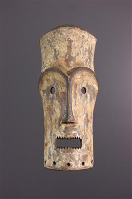 Afrikaanse kunst - Songola masker
