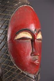 Masque africainKrokodilmasker