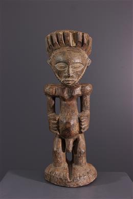 Afrikaanse kunst - Voorouderfiguur Singiti Hemba/Luba
