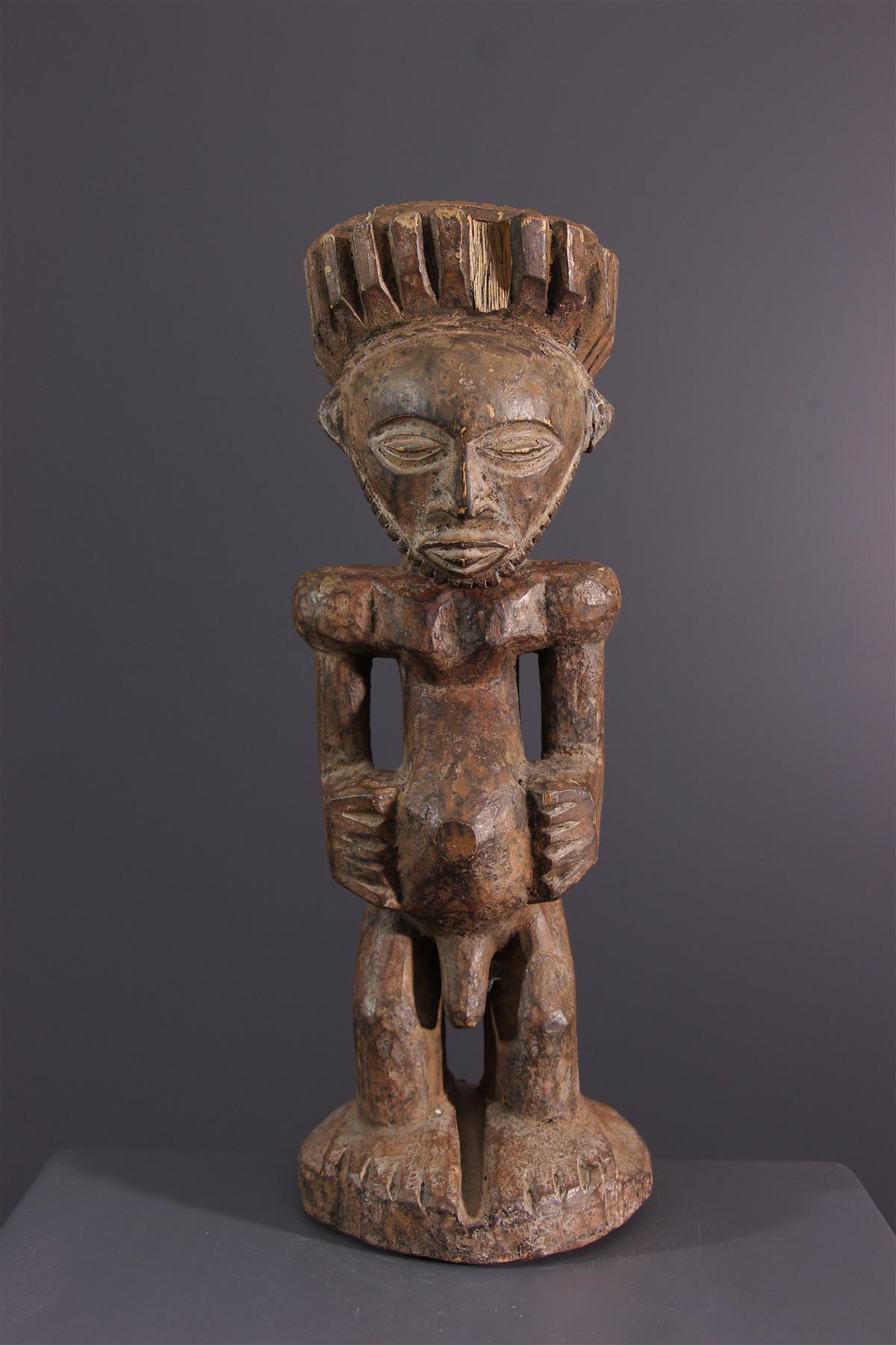 Beeldje Hemba - Afrikaanse kunst