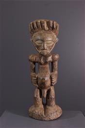 Statues africainesBeeldje Hemba