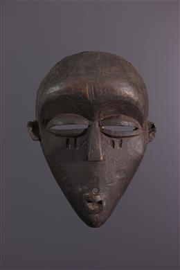 Afrikaanse kunst - Pende masker