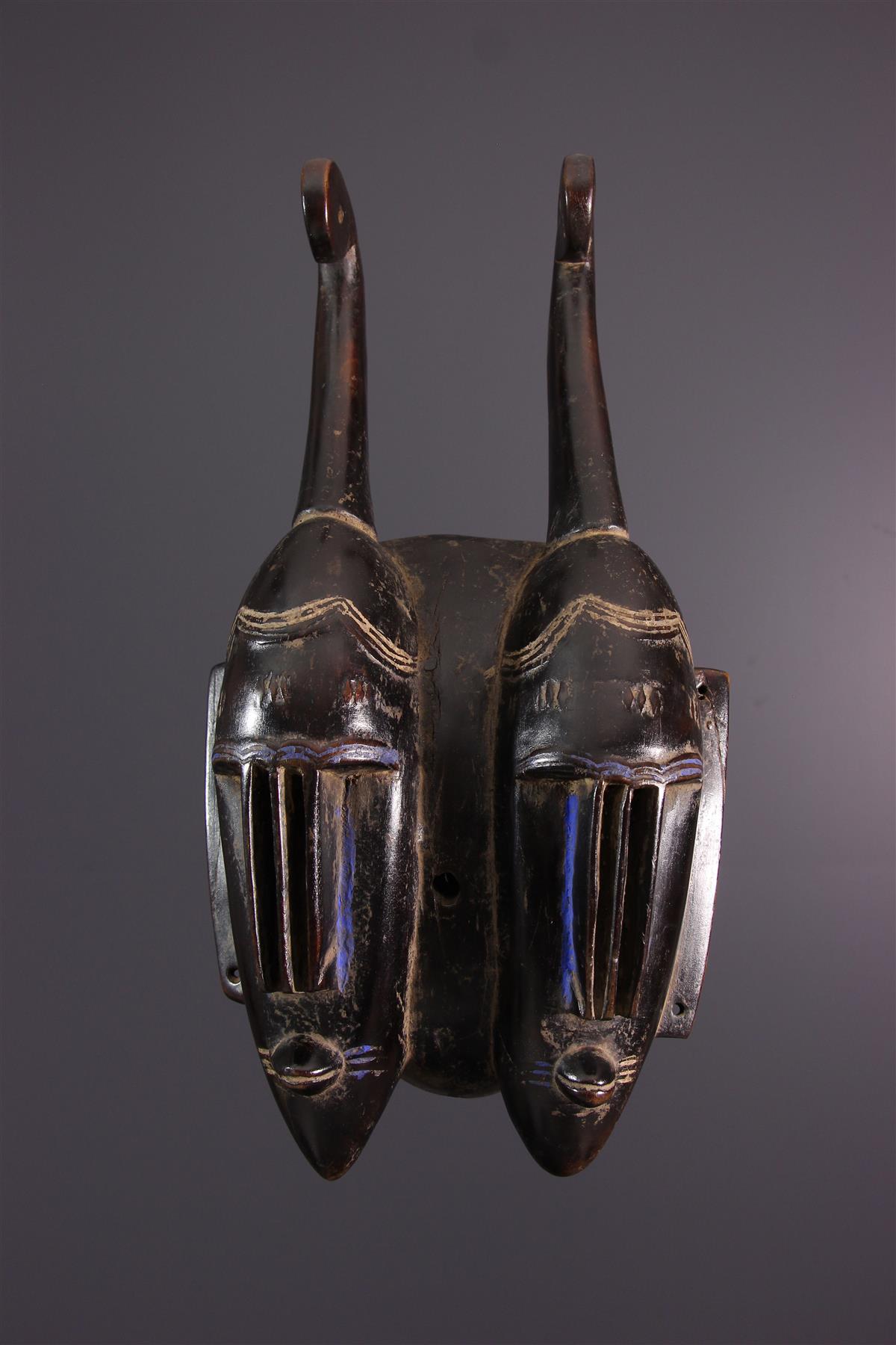 Senoufo/Guro masker - Afrikaanse kunst