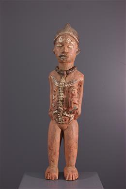 Afrikaanse kunst - Kouyou voorouder standbeeld