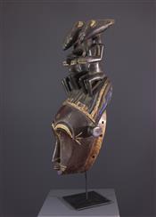 Masque africainKoulango Masker