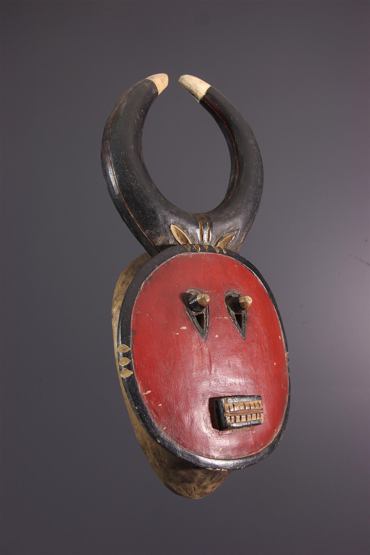 Goli Masker - Afrikaanse kunst