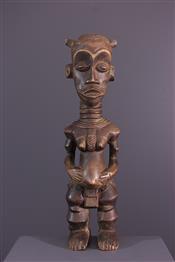 Statues africainesBeeldje Luluwa