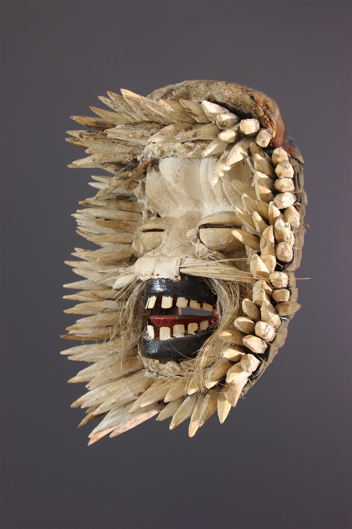 Guéré Masker - Afrikaanse kunst
