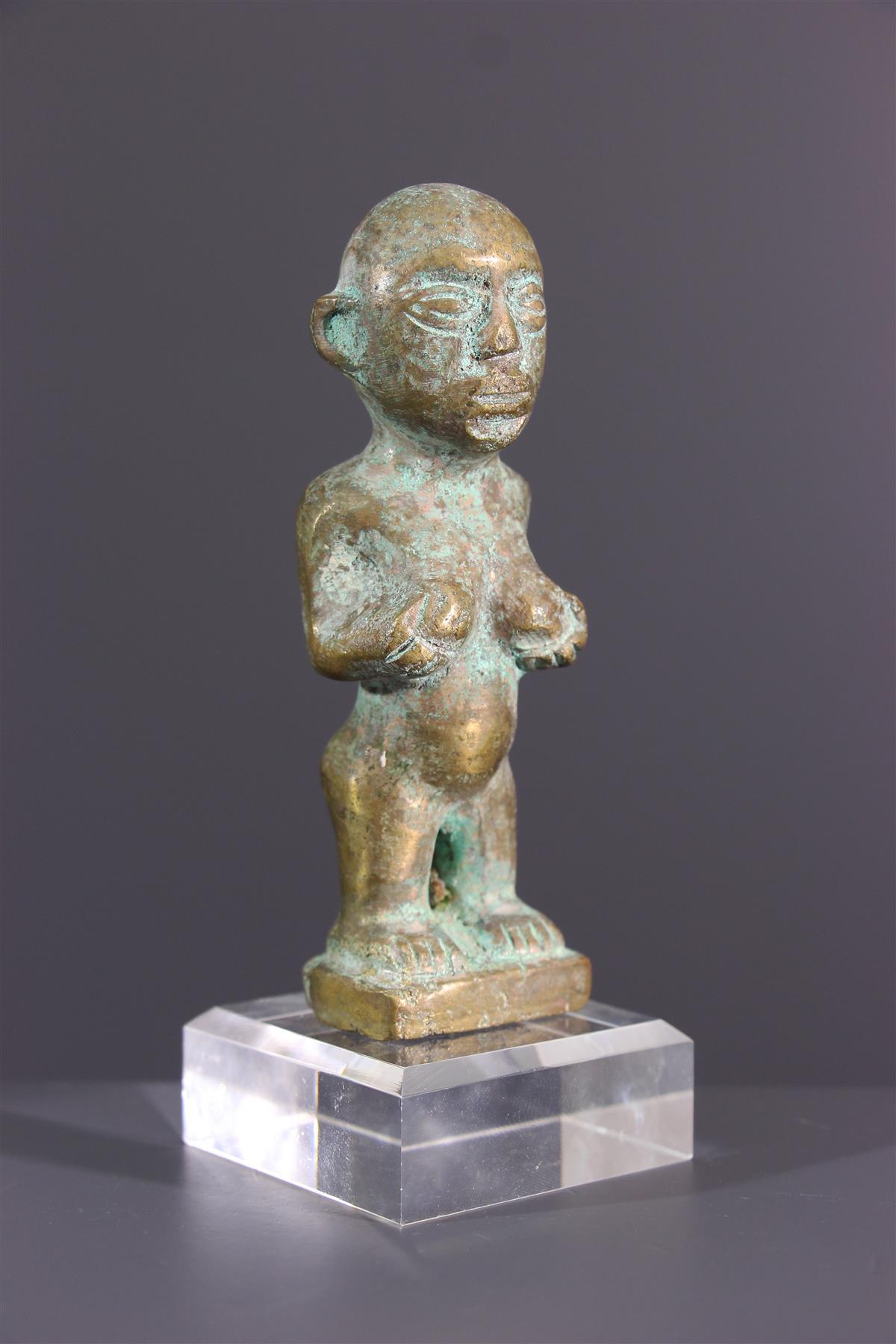 Beeldje Congo - Afrikaanse kunst