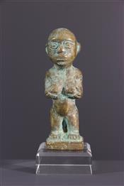 bronze africainBeeldje Congo