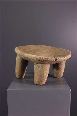 Afrikaanse kunst - Lobi Kruk