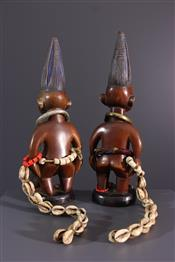 Statues africainesStandbeelden Ibedji