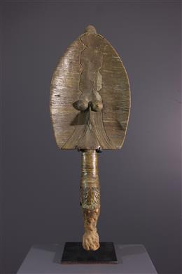 Figuur van reliekhouder Kota Mahongwe