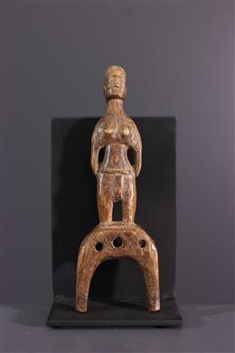 Afrikaanse kunst - Lobi katapult