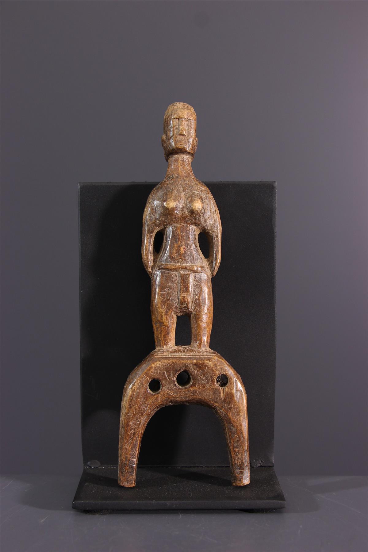Lobi katapult - Afrikaanse kunst