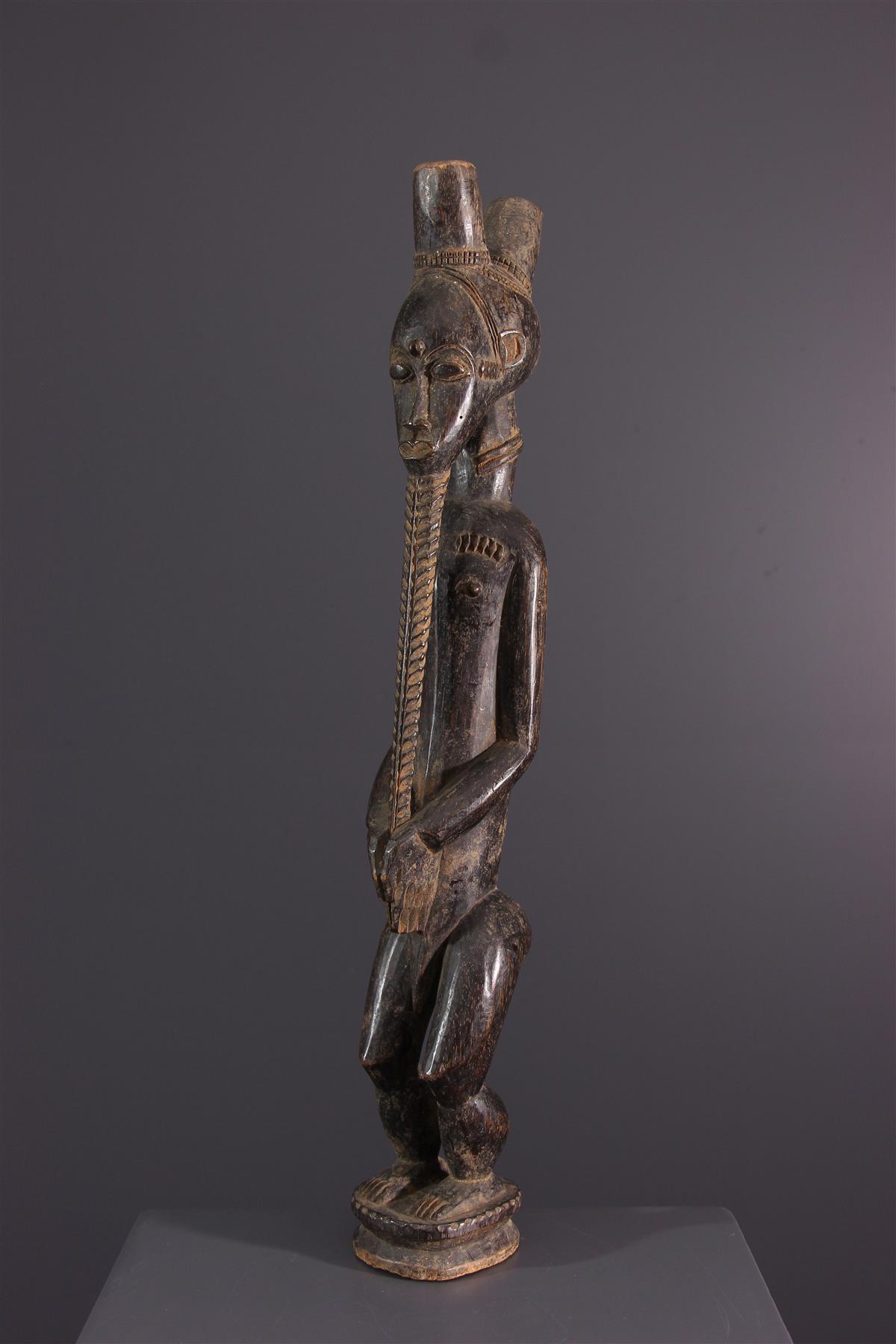 Baoule standbeeld - Afrikaanse kunst