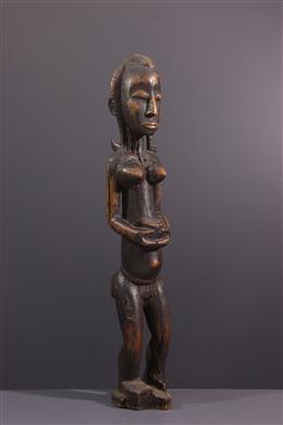Bambara Jonyeleni  vrouwelijk standbeeld
