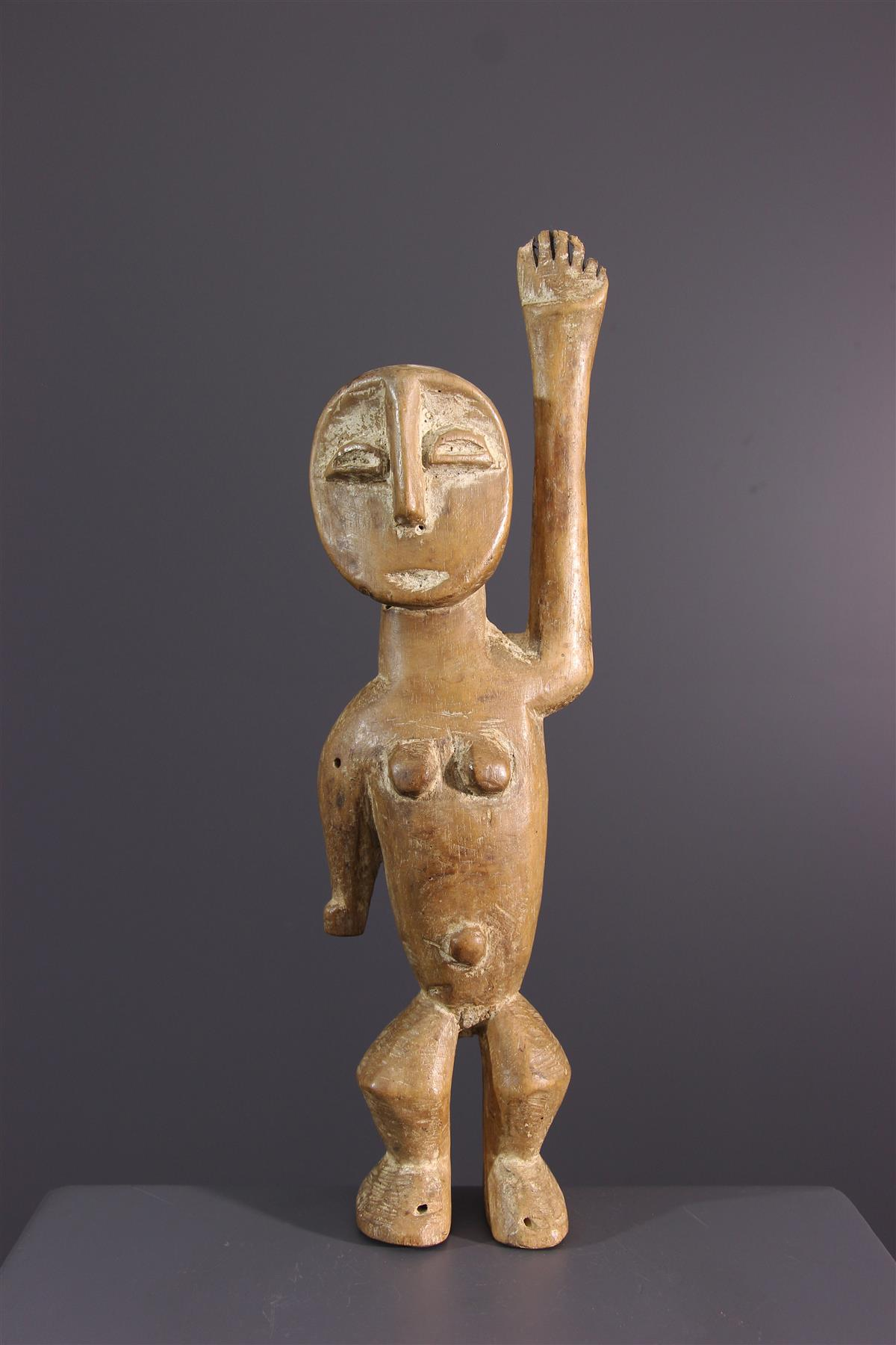 De beeldjes van de liga - Afrikaanse kunst