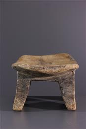 Tabourets, chaises, trônesSenoufo Kruk