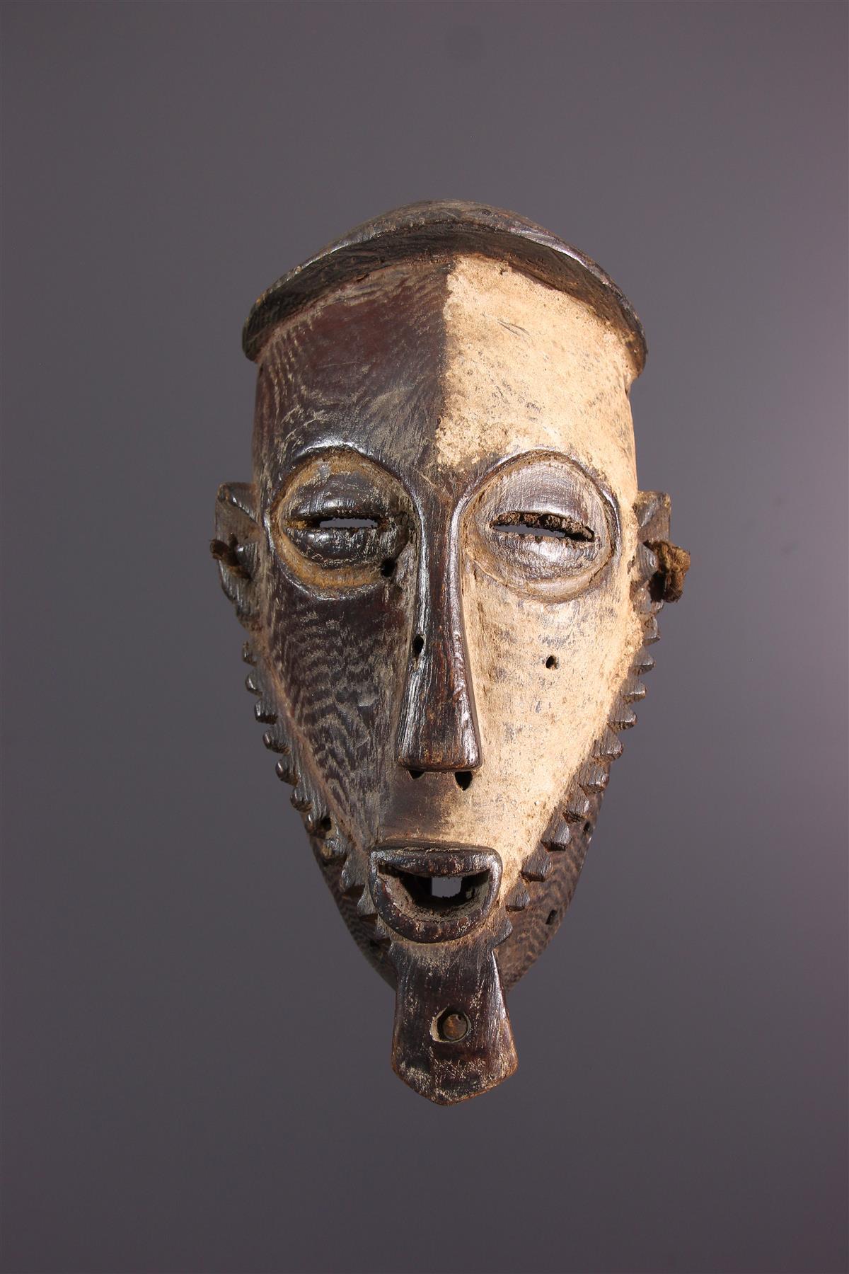 Buyu masker - Afrikaanse kunst