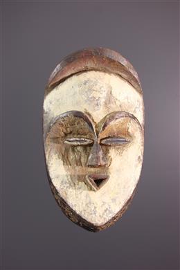 Masker Vuvi / Tsogho Gabon