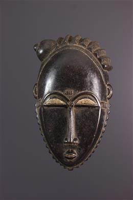 Baoule/Yohoure masker