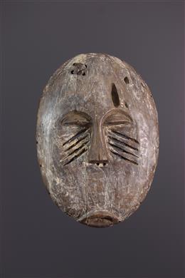Afrikaanse kunst - Masque Yela