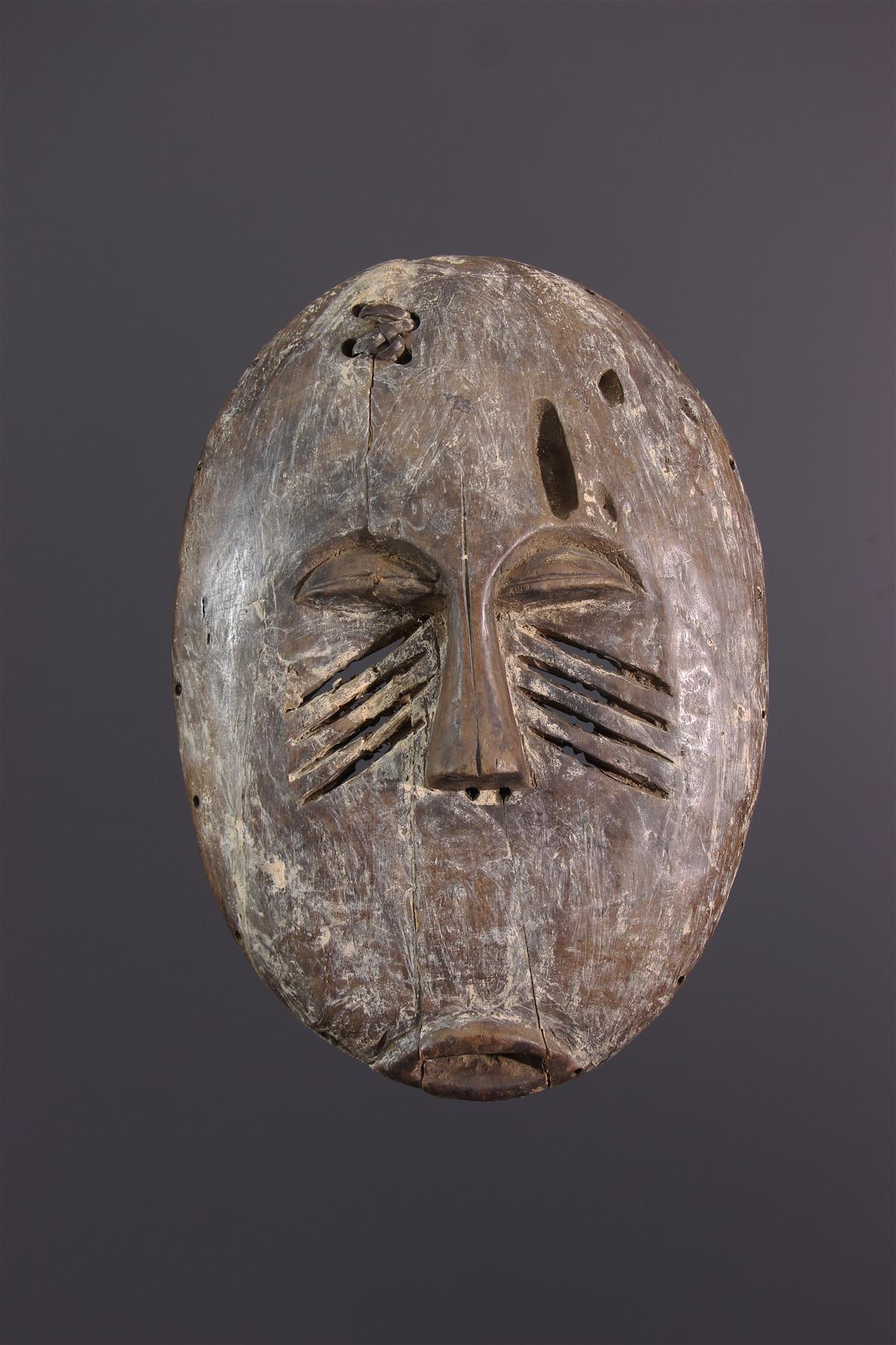 Yela Masker - Afrikaanse kunst
