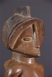 Statues africainesBeeldje Lwalwa