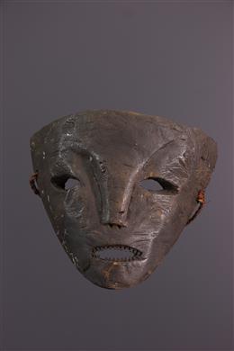 Afrikaanse kunst - Ndaka Masker, Ndaaka de lUituri