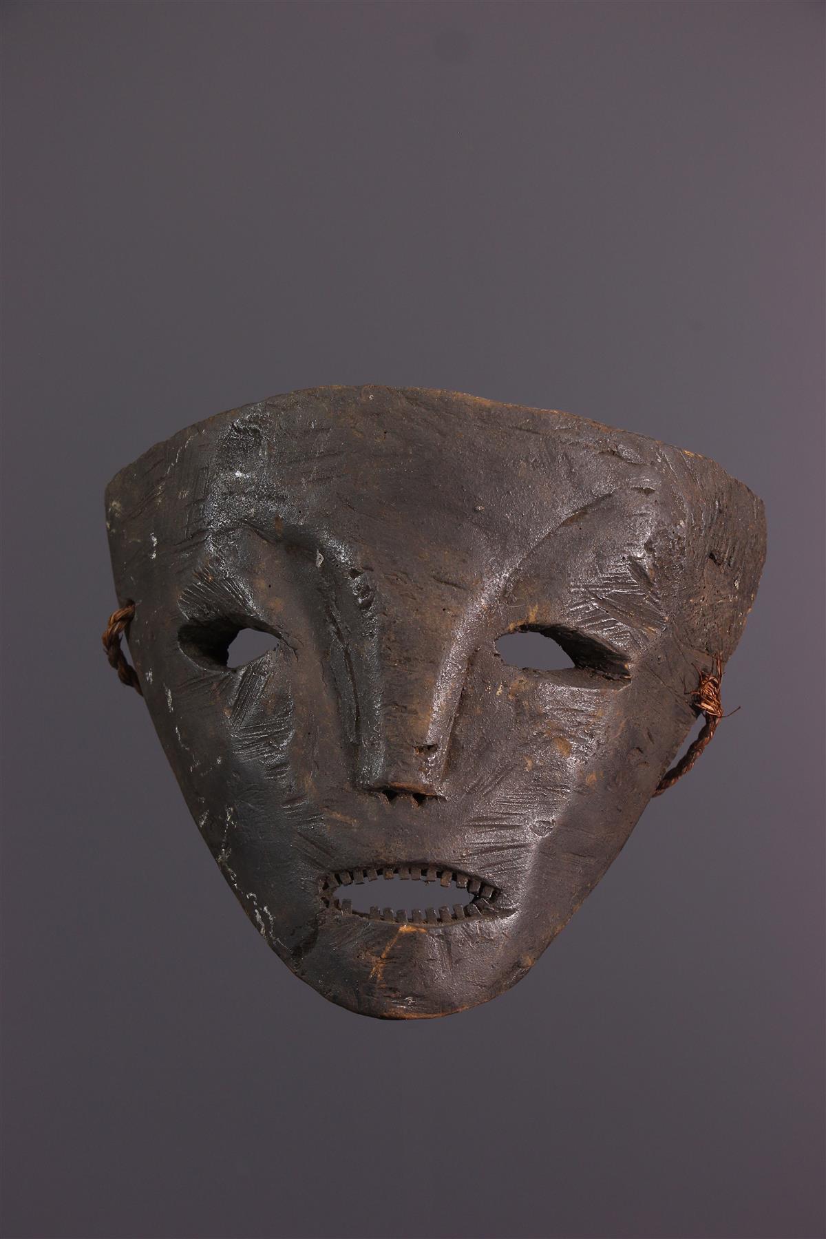 Ndaka Masker - Afrikaanse kunst