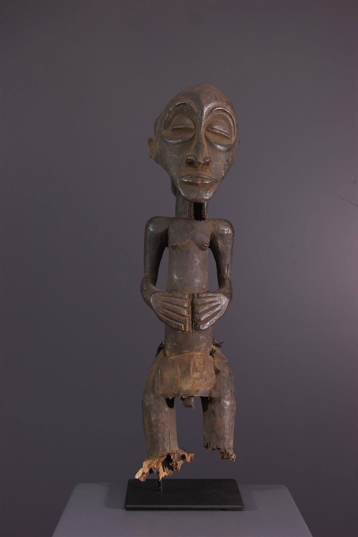 Standbeeld Hemba - Afrikaanse kunst