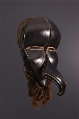 Afrikaanse kunst - Dan / Maou Masker