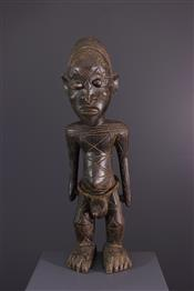 Statues africainesBeeld Mangbetu