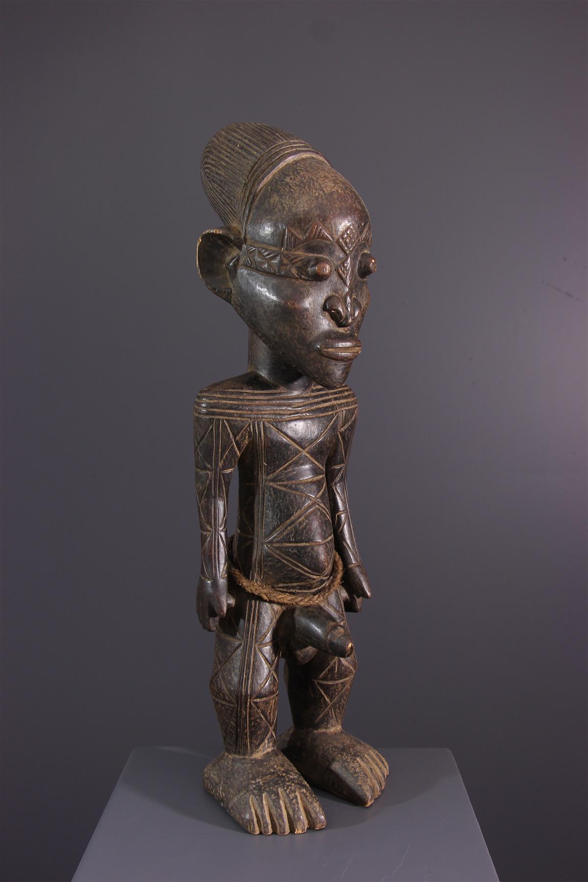 Beeld Mangbetu - Afrikaanse kunst