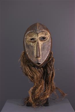 Afrikaanse kunst - Bwami Lega Masker