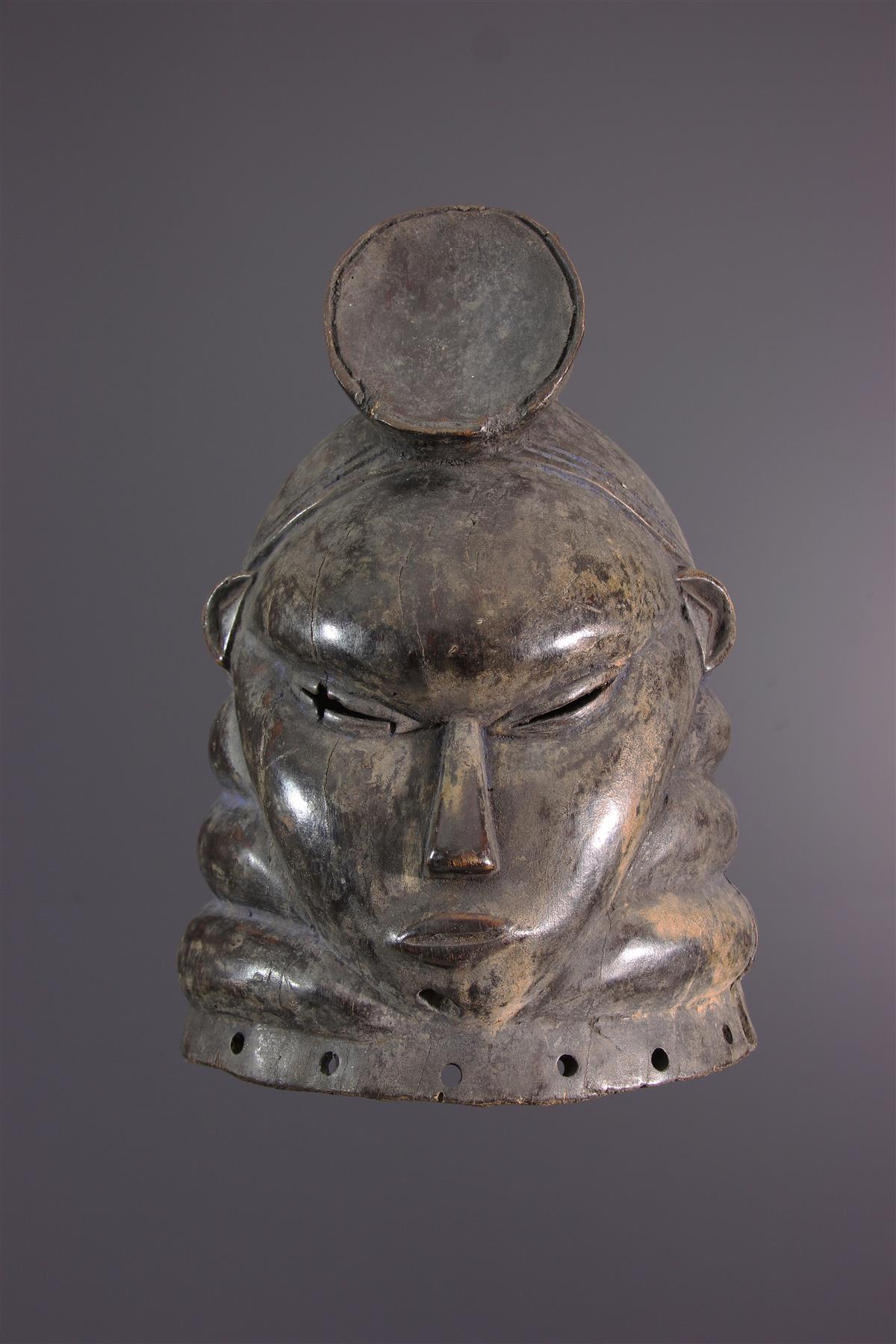 Mende masker - Afrikaanse kunst