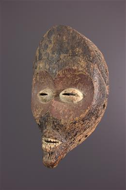Afrikaanse kunst - Anang Idiok ekpo masker