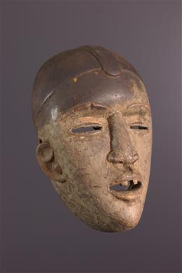 Afrikaanse kunst - Sundi Ndunga / Yombe masker