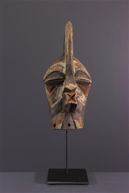 Afrikaanse kunst - Masquette Songye Kifwebe