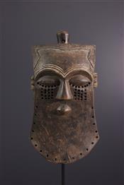Masque africainLele masker