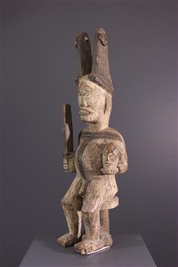 Beeldje Igbo Ikenga
